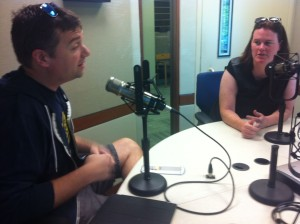 Puck Daddy Editor Greg Wyshynski talks to It's All Journalism Producer Julia O'Donoghue.