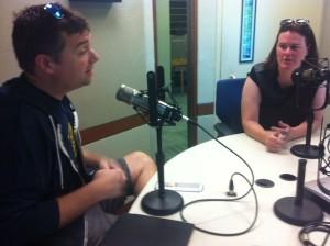 Puck Daddy Editor Greg Wyshynski talks to It's All Journalism Producer Julia O'Donoghue.
