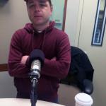 Ian Livingston of the Capital Weather Gang