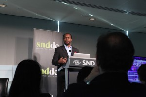 Rob King at SNDDC