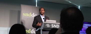 Rob King at SNDDC