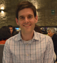 Chris Breaux is a data scientist and team lead at Chartbeat.