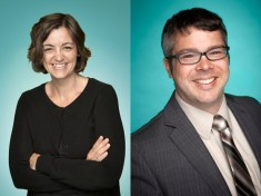 Molly de Aguilar is the program director for media and communications, and Josh Sterns is the director of journalism sustainability at the Geraldine R. Dodge Foundation.