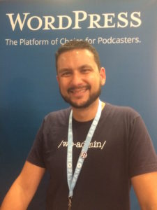 Cesar Abeid works for Automatic, the company behind WordPress.