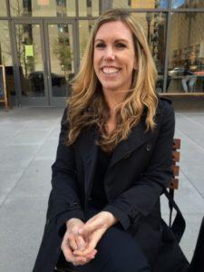 Brooke Van Dam, Associate Professor and Faculty Director of the MPS in Journalism at Georgetown University