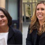 Liz Garrigan of the Washington City Paper and Liz Brooke of Georgetown University
