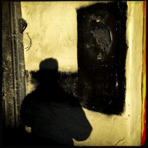Self portrait of Darrow Montgomery