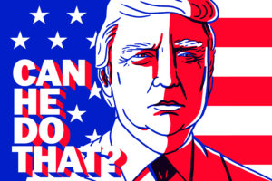 Can He Do That? is a weekly podcast produced by The Washington Post and hosted by Allison Michaels.