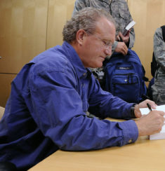 Mark Bowden, author of Black Hawk Down: A Story of Modern War and Hue 1968.