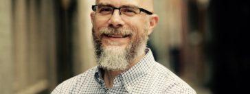 Andrew Beaujon is senior editor at Washingtonian. (Photo by Evy Mages)