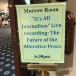 It's All Journalism hosted a live podcast recording Dec. 11, 2017, at the National Press Club in Washington, D.C.
