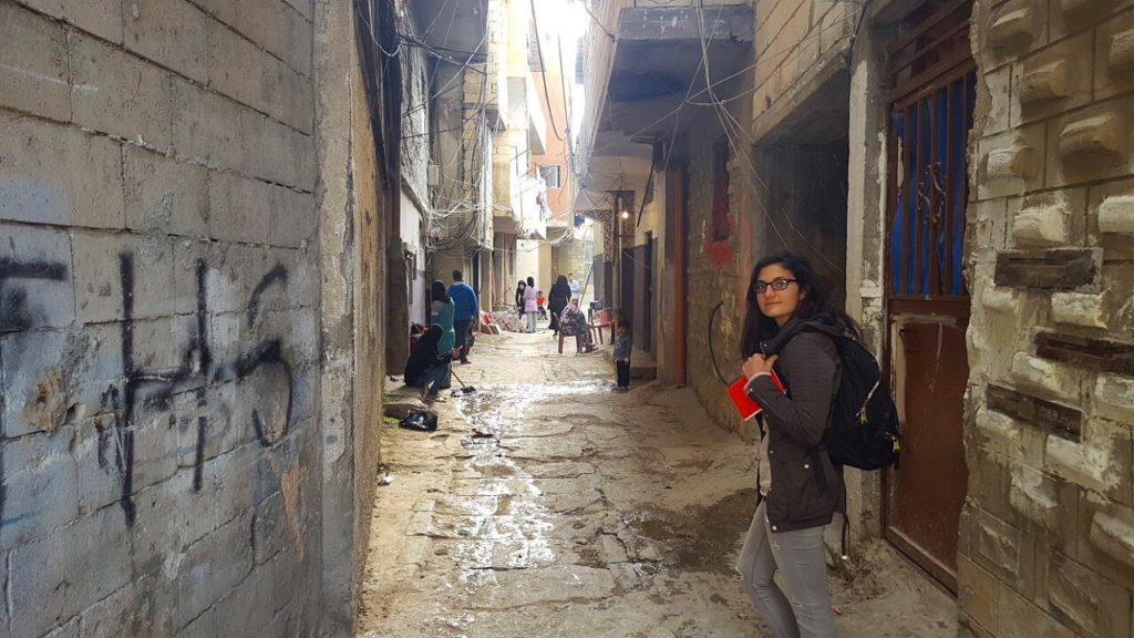 Lisa Khoury pursues a story about suicides among young Syrian refugees in Lebanon.