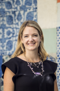 Xanthe Scharff is the U.S. Bureau chief of the Fuller Project for International Reporting