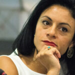 Heba Aly is the CEO of The New Humanitarian.