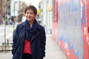 Yukari Kane of the Prison Journalism Project